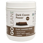 Kashi GoLean: Plant Powdered Shake, Dark Cocoa Power- 16 oz