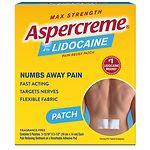 Aspercreme Lidocaine Patch- 5 ea