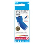 Neo G Airflow Plus Elbow Support, Blue/White, Large- 1 ea