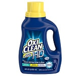 OxiClean HD Laundry Detergent, Sparkling Fresh, 26 Loads- 40 oz