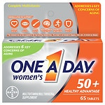 One A Day Women's 50+ Advantage- 65 ea