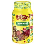 L'il Critters Immune C Plus Zinc and Echinacea, Gummy Bears- 60 ea