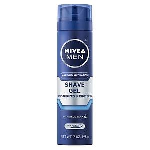 Nivea Men Shaving Gel, Moisturizing- 7 oz