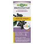Nature's Way Sambucus for Kids, Berry Flavored, Elderberry