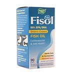 Nature's Way Fisol Enteric-Coated Fish Oil, Softgels- 90 ea