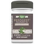 Nature's Way Pepogest, Peppermint Oil, Softgels