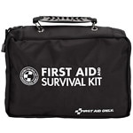 First Aid Only First Aid and Survival Kit, 168 pieces- 1 ea