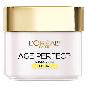 L'Oreal Paris Age Perfect Day Cream for Mature Skin SPF 15- 2.5 oz