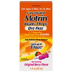 Infants' Motrin Ibuprofen Oral Suspension, Concentrated Drops,