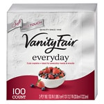 Vanity Fair Napkins, All-Occasion- 100 ea