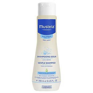 Mustela Baby Shampoo, 6.8 fl oz