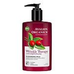 Avalon Organics CoQ10 Facial Cleansing Creme, Normal to Dry Skin
