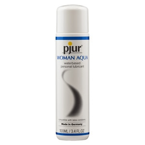 Pjur Woman Aqua, Water Based Personal Lubricant