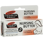 Palmer's Cocoa Butter Formula, Nursing Cream with Pure Cocoa Butter & Pro Vitamin B5- 1.1 oz