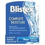 Blistex Complete Moisture Lip Balm, SPF 15- .15 oz