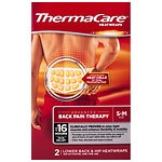 ThermaCare Air-Activated Heatwraps, Back &amp; Hip, S/M