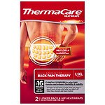 ThermaCare Air-Activated Heatwraps, Back & Hip, Large/Extra