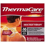 ThermaCare Air-Activated Heatwraps, Neck, Shoulder & Wrist- 3 ea