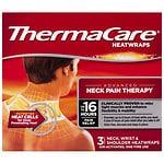 ThermaCare Air-Activated Heatwraps, Neck, Shoulder & Wrist- 3 ea
