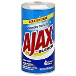 Ajax Cleanser, With Bleach