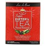 Laci Le Beau Super Dieter's Tea Bags, Original- 60 ea