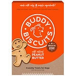 Cloud Star Original Buddy Biscuits, Peanut Butter