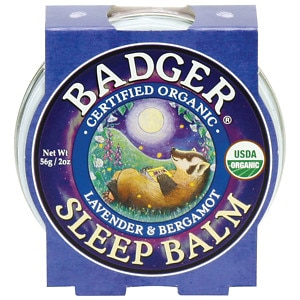 Badger Balm, Sleep Balm