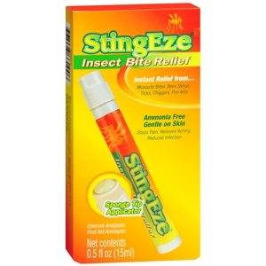 Sting Eze Insect Bite Relief, .5 fl oz