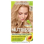Garnier Nutrisse Level 3 Permanent Creme Haircolor, Macadamia 90
