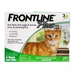 Frontline Plus Cats 8+ weeks
