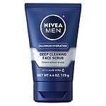 Nivea for Men Revitalizing Face Scrub
