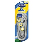 Dr. Scholl's Tri-Comfort Inserts, 8-12