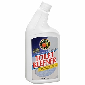 Earth Friendly Products Toilet Bowl Cleaner, Natural Cedar, 24 fl oz (749174097033)