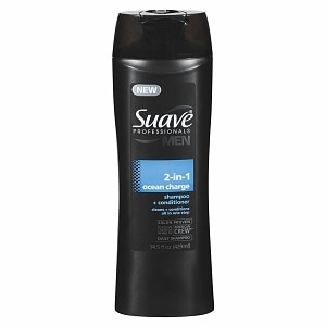 Shop for Suave Shampoos Men's Shampoo and Conditioner in Men's Essentials. Buy products such as Suave Ocean Charge 2 in 1 Shampoo and Conditioner, 28 oz at Walmart and save.