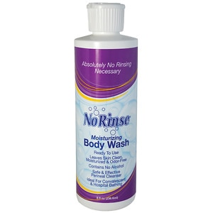 No Rinse Moisturizing Body Wash