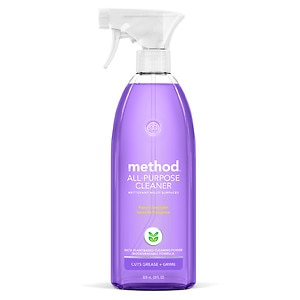method All-Purpose Surface Cleaner, French Lavender Scent
