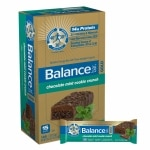 Balance Bar GOLD Nutrition Bar with Three Indulgent Layers, Chocolate Mint Cookie Crunch