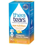 TheraTears Nutrition Omega-3 Supplement with Vitamin E,
