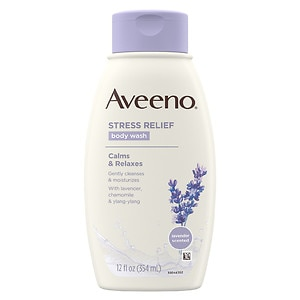 Aveeno Stress Relief Body Wash&nbsp;