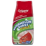 Colgate Children's 2 in 1 Toothpaste and Mouthwash, Watermelon Flavor