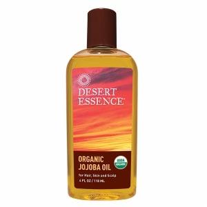 Desert Essence Organic Jojoba Oil- 4 fl oz