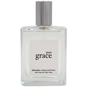 philosophy pure grace spray fragrance, 2 fl oz