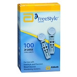 FreeStyle Sterile Lancets- 100 ea