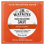 J.R. Watkins Petro-Carbo Salve- 4.37 oz
