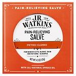 J.R. Watkins Petro-Carbo Salve- 4.37 oz