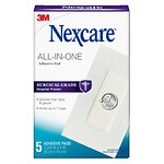 Nexcare Soft Cloth Premium Adhesive Pad 2 3/8