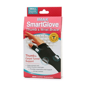 IMAK Reversible Thumb & Wrist Brace, Small- 1 ea