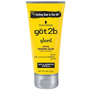 Got2b Glued Styling Spiking Glue- 6 fl oz