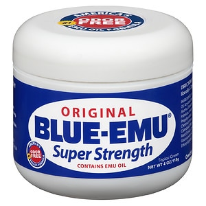 Blue-Emu Original Super Strength Topical Cream, 4 oz