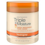 Neutrogena Triple Moisture Deep Recovery Hair Mask- 6 oz